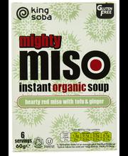 Miso Tofu-Inkivääri Luomu