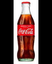 Coca-Cola 25 cl lasiplo
