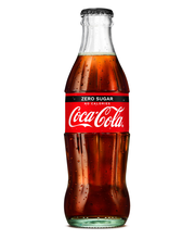 Coca-Cola Zero 25 cl lasiplo