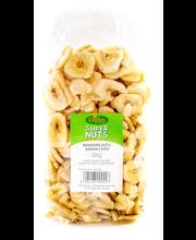 Supernuts 500g Banaanilastu