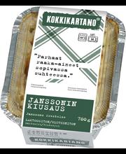 Kokkikartano 700g Janssonin kiusaus valmisruoka