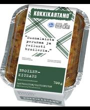 Kokkikartano 700g Broilerkiusaus valmisruoka