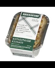 Kokkikartano 700g Sieni-kinkkukiusaus valmisruoka