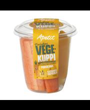 Apetit Tuorekset 160g Napostelukasvikset porkkana ja keltainen paprika