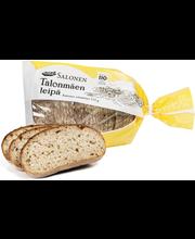 Perheleipuri Salonen Talonmäen leipä 450 g rukiinen vehnäleipä viipaloitu