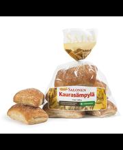 Perheleipuri Salonen Kaurasämpylä 5/400g kaurainen vehnäsämpylä