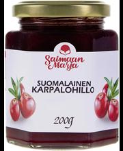 Karpalohillo Suomalainen