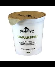 Luonnonjogurtti Raparperi