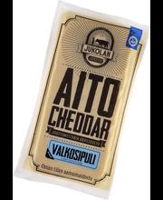 JUKOLAN AITO CHEDDAR valkosipuli 160G