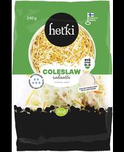 Fresh 240g SalaattiHetki Cole Slaw