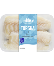 Turskafilee MSC 250g