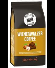 Robert Paulig Wienerwalzer Coffee 200g hasselpähkinäsuklaan makuinen aromatisoitu jauhettu kahvi