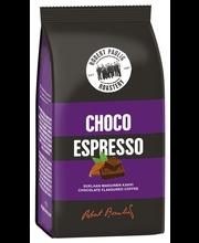 Robert Paulig Choco Espresso 200g suklaanmakuinen aromatisoitu jauhettu kahvi