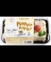Trube Kinkkukakku 500g kinkku-tuorejuustotäytteinen voileipäkakku