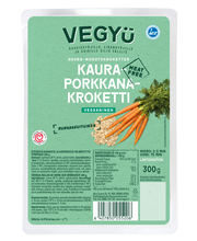 Kaura-Porkkanakroketti...