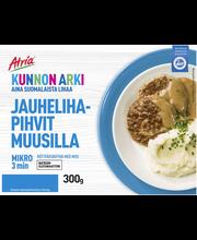 Atria Kunnon Arki 300g Jauhelihapihvit Muusilla