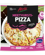 Meetvurstipizza 200g