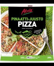 Pinaatti-Juustopizza 200g