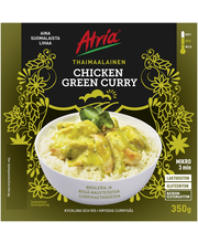 Chicken Green Curry 350g