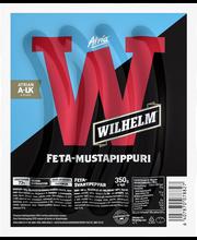Atria Wilhelm Feta-mustapippuri 350g