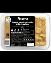 Heimon 300g kerma-hunajamarinoitu kirjolohisuikale