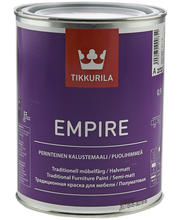 Tikkurila Empire A Ph 0,9l Kalustemaali