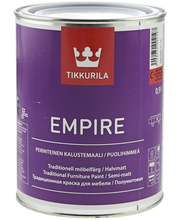 Tikkurila Empire C Ph 0,9l Kalustemaali