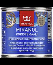 Tikkurila Miranol Koristemaali Ph 0,1l Kupari