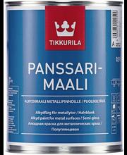 Tikkurila Panssarimaali C 0,9l Peltikattomaali