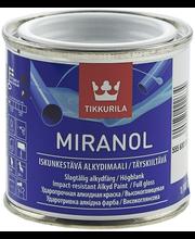 Alkydimaali Tikkurila Miranol 0,1 l, valkoinen
