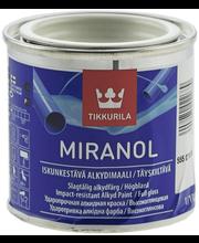 Alkydimaali Tikkurila Miranol 0,1 l, maalarinvalkoinen