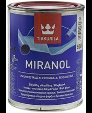 Alkydimaali Tikkurila Miranol 0274 TK 1 l, signaalinpunainen
