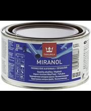 Alkydimaali Tikkurila Miranol 0285 TK 0,333 l, suklaa
