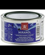 Alkydimaali Tikkurila Miranol 0456 TK 0,333 l, pullonvihreä