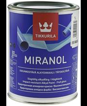 Alkydimaali Tikkurila Miranol 0456 TK 1 l, pullonvihreä
