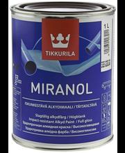 Alkydimaali Tikkurila Miranol 0285 TK 1 l, suklaa