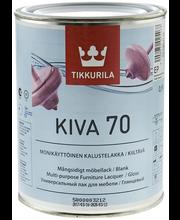 Tikkurila Kiva 70 Ep 0,9l Kiiltävä Kalustelakka