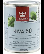 Tikkurila Kiva 50 Ep 0,9l Puolikiiltävä Kalustelak