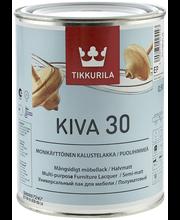 Tikkurila Kiva 30 Ep 0,9l Puolihimmeä Kalustelakka