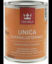 Tikkurila Unica A 0,9l Ulkokalustemaali