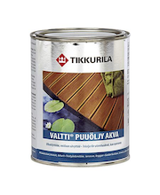 Tikkurila Valtti Puuöljy Akva EC 0,9l