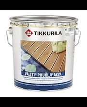 Tikkurila Valtti Puuöljy Akva EC 2,7l