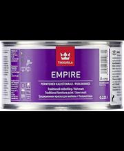 Kalustemaali Tikkurila Empire 9700, puolihimmeä, 0,3 l, musta