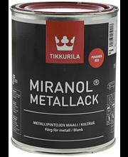 Tikkurila Miranol Metallack 1l Punainen