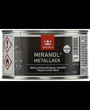 Tikkurila Miranol Metallack 1/3l Valkoinen