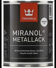 Tikkurila Miranol Metallack 1l Valkoinen