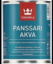 Tikkurila Panssari Akva C 0,9l Peltikattomaali