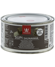 Tikkurila Supi Saunavaha 0,333l Valkoinen
