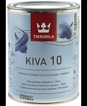 Tikkurila Kiva 10 Ep 0,9l Himmeä Kalustelakka