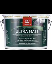 Tikkurila Ultra Matt C 9l